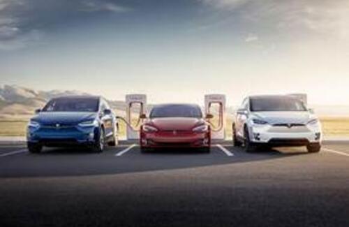 Зарядные станции для Tesla откроют в Казахстане уже в этом году