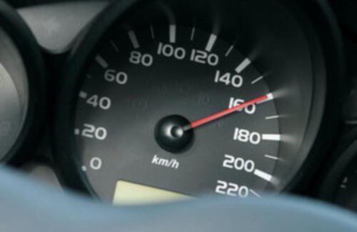 Как будут штрафовать за превышение средней скорости в Казахстане