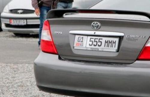 Автомобили из стран ЕЭС обяжут ставить на временный учет
