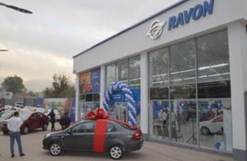 В Алматы открылся новый автосалон RAVON