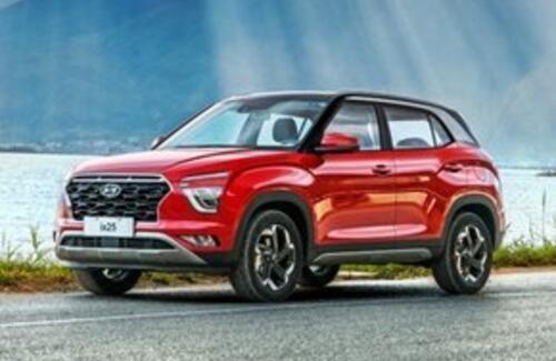 Новое поколение Hyundai Creta представили официально