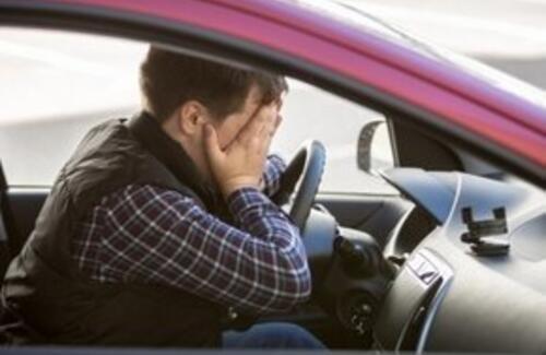 В пять раз увеличат штраф за вождение без прав