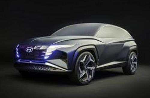 Hyundai показала каким будет будущий Tucson