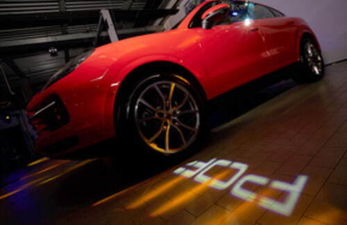Porsche Cayenne Coupé — старт продаж в Казахстане