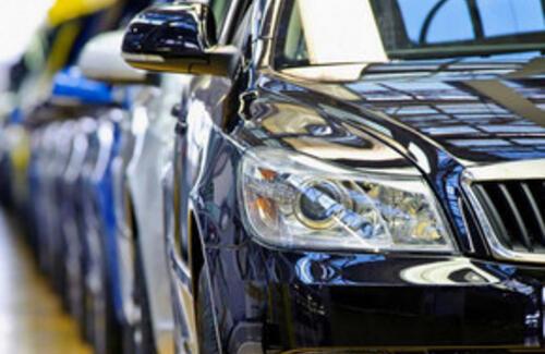 В Казахстане стало меньше новых машин