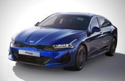 Kia показала новый седан Optima