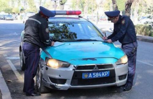 Полицейские не будут лишать водительских прав без суда