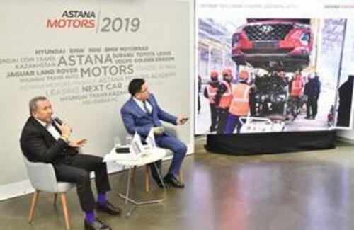 «Астана Моторс» подводит итоги 2019 года