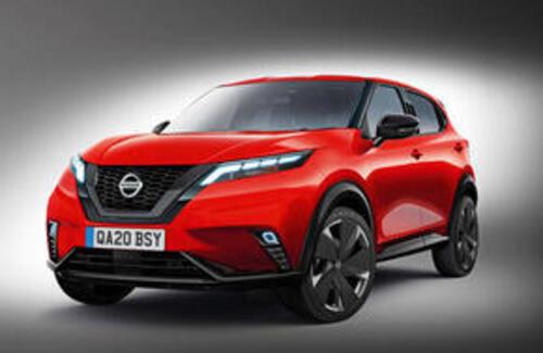 Новый Nissan Qashqai готовится к дебюту
