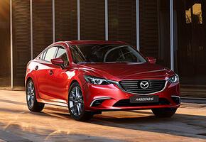 Mazda 6 cедан