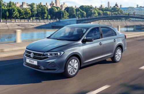 Volkswagen представил новый Polo