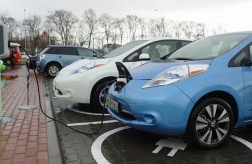 Пошлины на электромобили снова обнулят