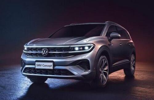 Volkswagen начинает производство нового кроссовера