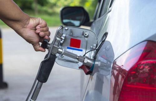 Предельные цены на газ могут установить на заправках