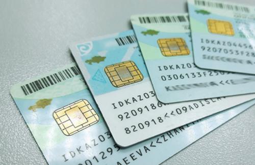 Удостоверение личности заменит водителю все документы в Казахстане