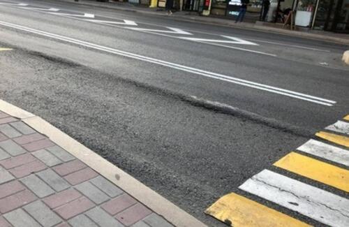 В Алматы будут менять состав асфальта