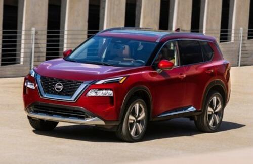 Представлен новый Nissan Rogue, он же X-Trail