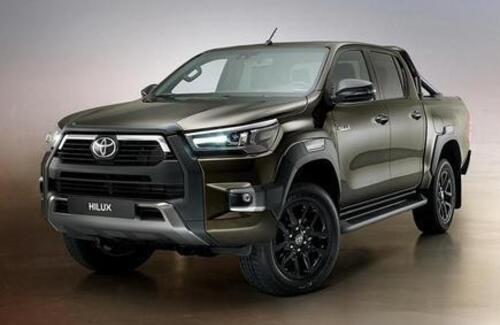 Новый Toyota Hilux может приехать в Казахстан