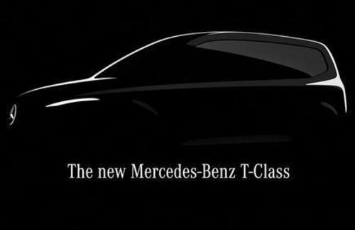 У Mercedes-Benz появится новый T-Class