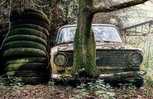 Где в Казахстане больше всего старых машин