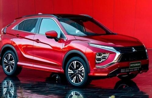 Mitsubishi показала новый Eclipse Cross