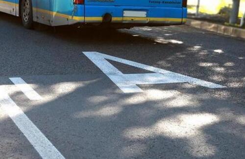 Новые полосы для общественного транспорта появятся в Алматы