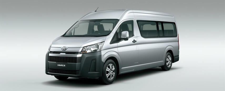 Toyota Hiace NEW