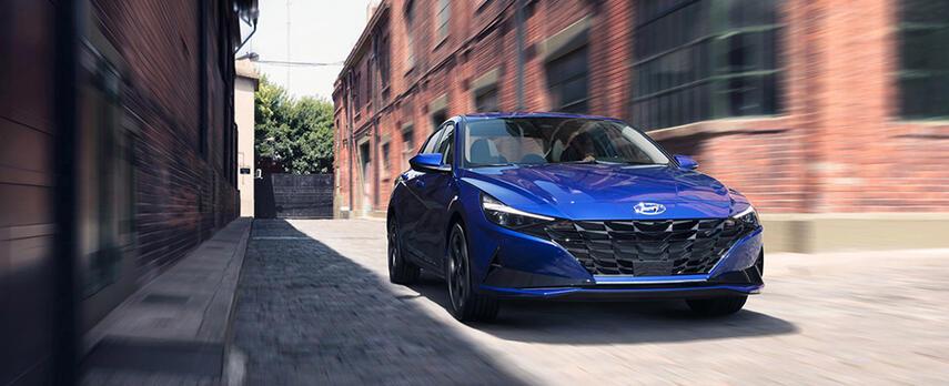 Hyundai Elantra NEW