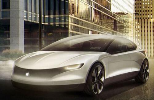 Apple выпустит собственный автомобиль