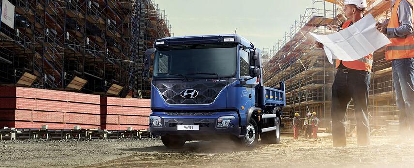 Hyundai Pavise