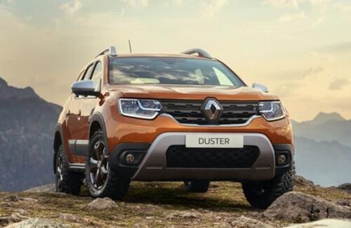 Новый Renault Duster представили в России