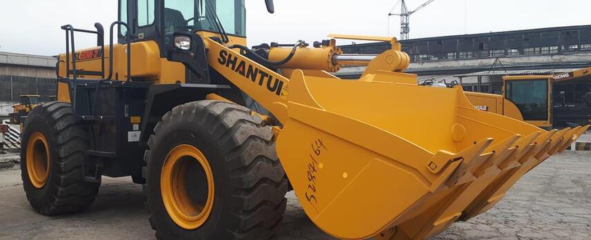 Shantui SL50W-2