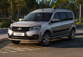 Lada Largus NEW