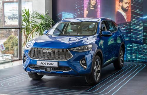 В Казахстане стартовали продажи автомобилей HAVAL