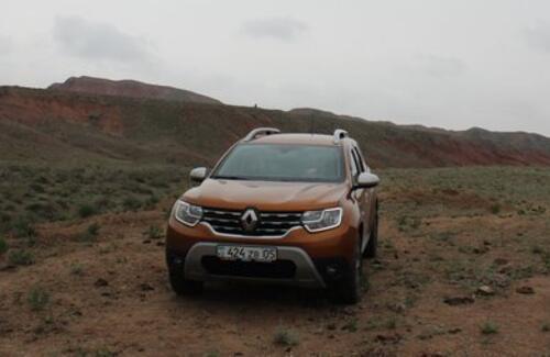 Новый Renault Duster - рассматриваем в деталях