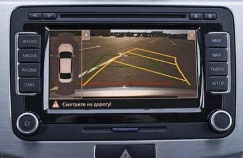 Камера заднего вида станет обязательной для японских машин