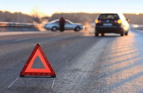 В Казахстане возросло количество ДТП