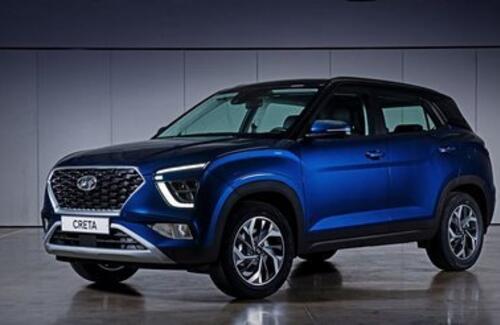 Hyundai представил новую Creta для стран ЕАЭС