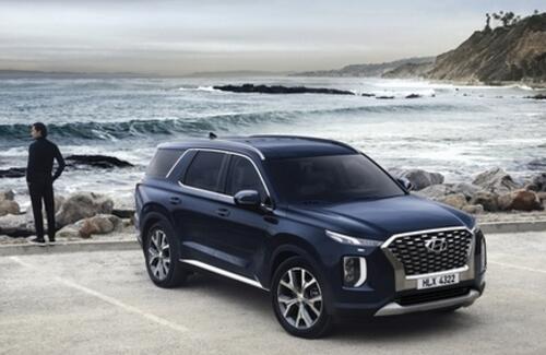 «Астана Моторс» объявляет о старте продаж флагманской модели Hyundai
