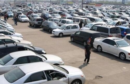Истек срок временного ввоза иностранных автомобилей в Казахстан