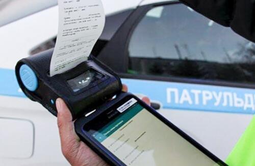 Новые штрафы могут появиться в Казахстане